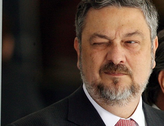 Antonio Palocci ex-coordenador da campanha de Dilma Roussef (Foto:  WILSON PEDROSA/ESTADÃO CONTEÚDO)