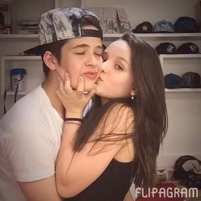 Larissa Manoela e João Guilherme Ávila estão namorando (Foto: Reprodução/Instagram)