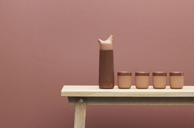 Palha e argila ditam novas coleções da Normann Copenhagen (Foto: Divulgação)