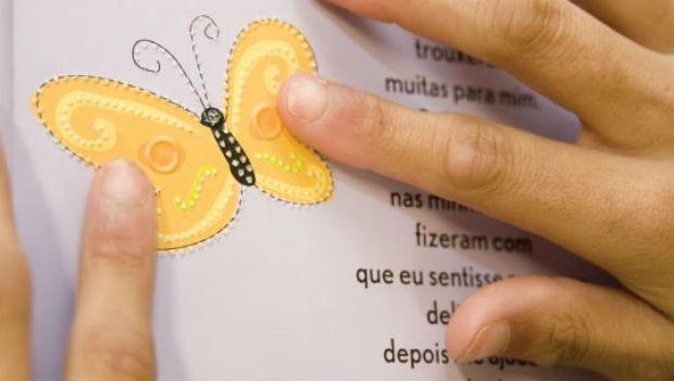 RPC apoia campanha institucional da APADEVI - Associação de Pais e Amigos do Deficiente Visual (Foto: Divulgação)
