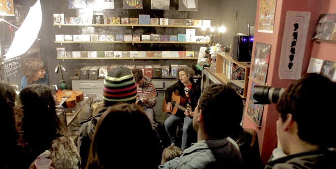 minha loja de discos - buenos aires (Foto: divulgao)