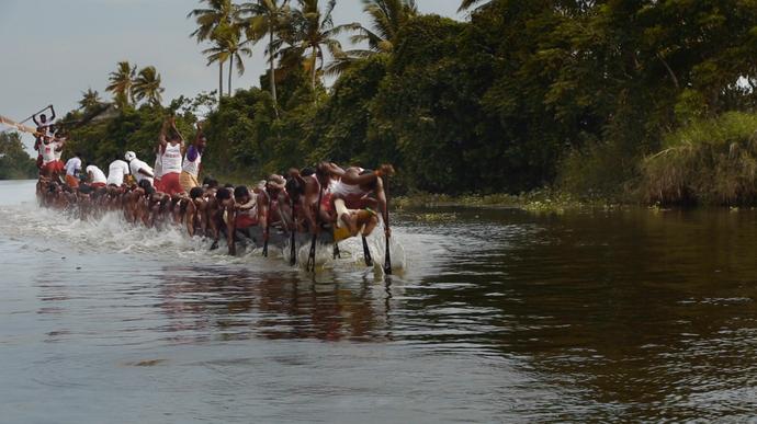 Snake Boat, esporte espetacular (Foto: Reprodução Pindorama Filmes)