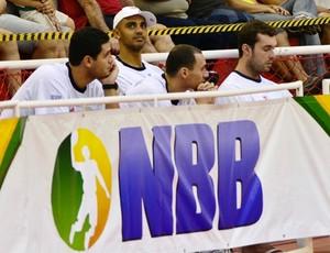São José titulares NBB (Foto: Tião Martins/ TM Fotos)
