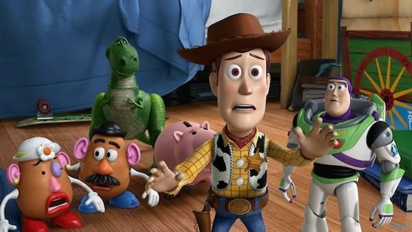 Woody em cena de Toy Story (Foto: Reprodução)