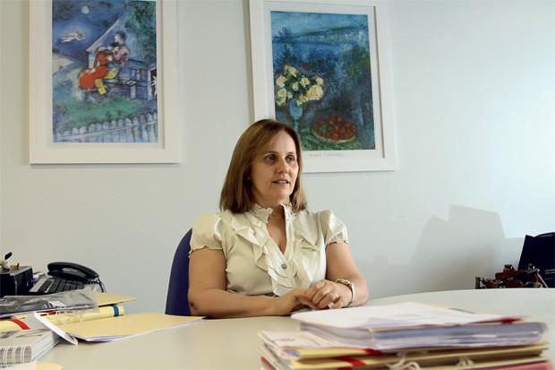 """PROTEÇÃO CONTRA OS MAUS-TRATOS Maria Isabel Rocha, juíza que assinou a destituição do poder familiar sobre Welington. """"Casos graves, como o dele, são os mais fáceis de resolver"""" (Foto: Saul Schramm/ÉPOCA)"""