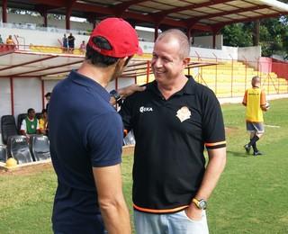 Sandro Sargentim Atibaia (Foto: Fabio Giannelli/Soccer Digital)