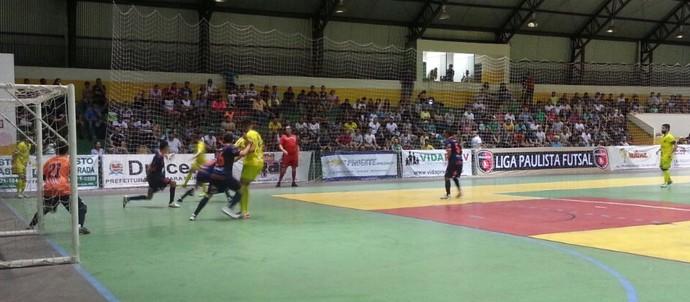 Dracena x Bauru, Copa Paulista Futsal (Foto: Jota Correia / Rádio Tropical FM / Cedida)