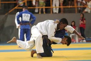 Judocas paraenses (Foto: Antônio Cícero/Ascom)