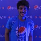 Ator Guilherme Leicam diz que está solteiro (Rafaella Fraga/G1)