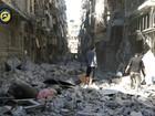 ONU diz que 139 pessoas morreram em série de ataques em Aleppo