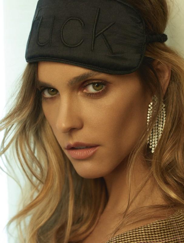 Fernanda Lima para a Glamour de junho (Foto: Gui Paganini)