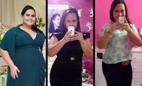 Jovem desiste de cirurgia bariátrica e perde 43 kg após focar em exercícios (Ruthyele Aguiar/Arquivo Pessoal)