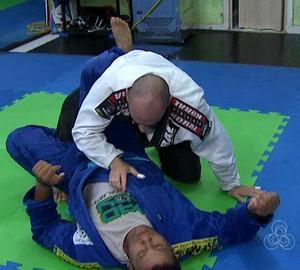 jiu-jítsu acre (Foto: Reprodução/TV Acre)