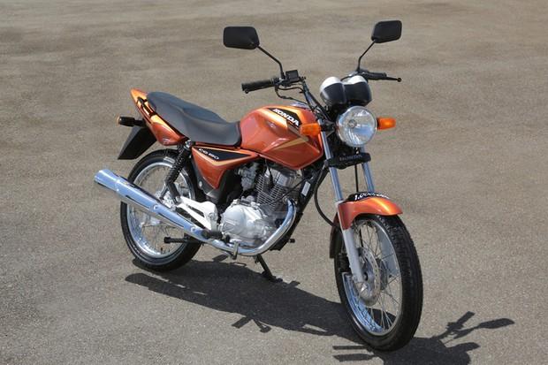 Honda CG 150 2006 Special Edition (Foto: Divulgação)
