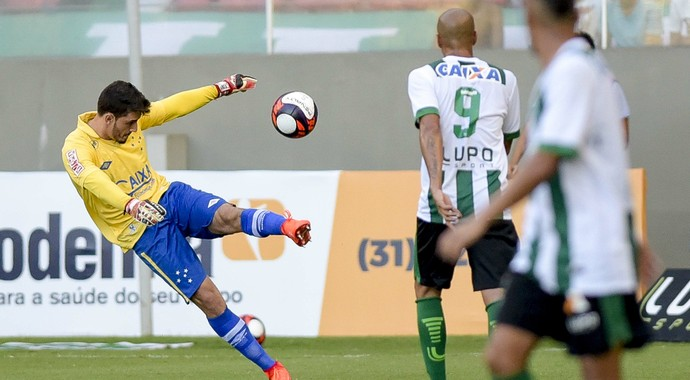 Rafael, goleiro do Cruzeiro (Foto: Washington Alves/Cruzeiro)
