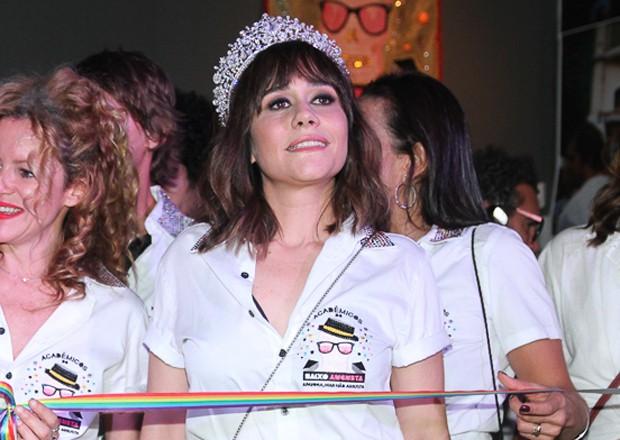 Alessandra Negrini (Foto: Amauri Nenh/Brazil News)