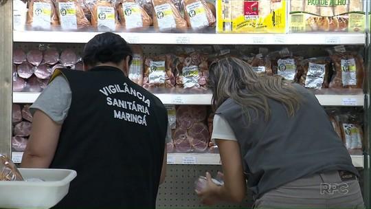 Procon e Vigilância Sanitária fiscalizam supermercados e açougues de Maringá