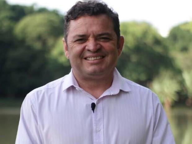 Valmiro Batista (REDE) é vice do candidato à Prefeitura de Goiânia Djalma Araújo (REDE)  (Foto: Divulgação)