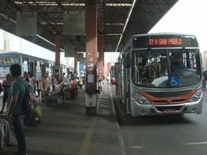 Reajuste do transporte passa a valer daqui 15 dias  (Foto: reprodução/ TV TEM)