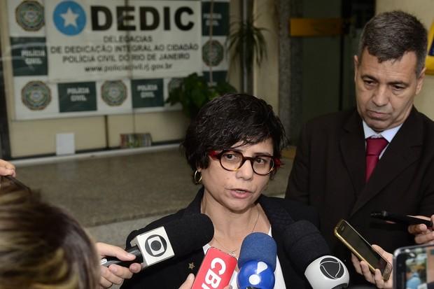 Márcia Noeli  (Foto: Roberto Teixeira / Ego)