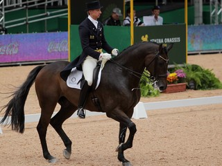 cultura_cavalos_adestramento (Foto: O Globo)