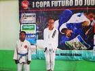 Adriana Bombom comemora vitória da filha em torneio de luta: 'Orgulhosa'