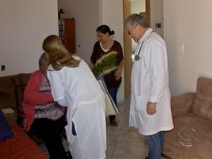Complexo Regulador é solução para saúde em MS (Foto: Reprodução TV Morena)