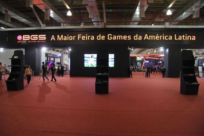 Brasil Game Show se tornou o maior evento da América Latina em 2011 (Foto: Divulgação/BGS)