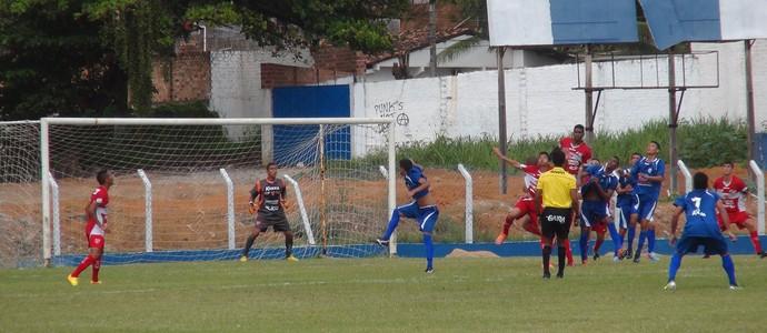 CSA x CRB Campeonato Alagoano Sub-20 2014 (Foto: Paulo Victor Malta/Globoesporte.com)