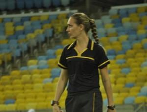 Nadine Câmara Bastos Maracanã (Foto: Arquivo pessoal)