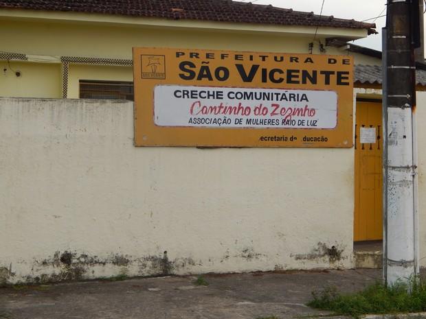Creche de São Vicente ensina valores aos alunos usando metodo 'Kawaii' (Foto: Jéssica Bitencourt / G1)