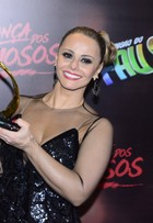 Viviane Araújo vence a 'Dança dos Famosos' 2015
