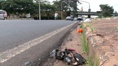 Polícia procura por motorista envolvido em batida com motociclista que morreu em Rio Preto
