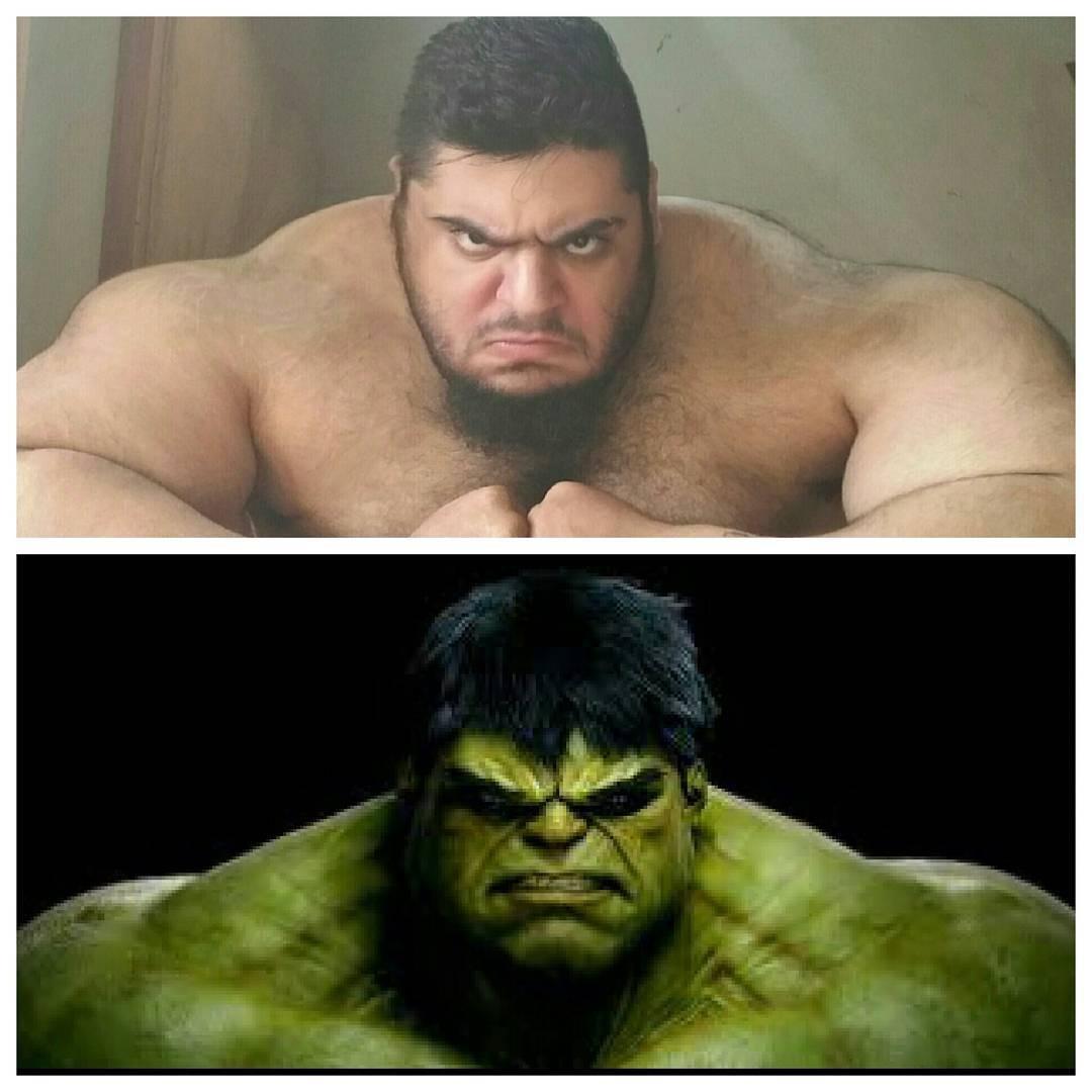 Vê a semelhança? (Foto: Reprodução/Instagram)