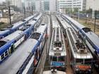 Greve por tempo indeterminado dos trens aumenta tensão na França