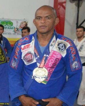 Jiu-jitsu (Foto: Weldon Luciano/GloboEsporte.com)