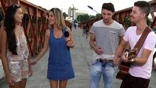 Plugue foi para as ruas de Resende com a dupla Jorge e Thiago (Plugue)