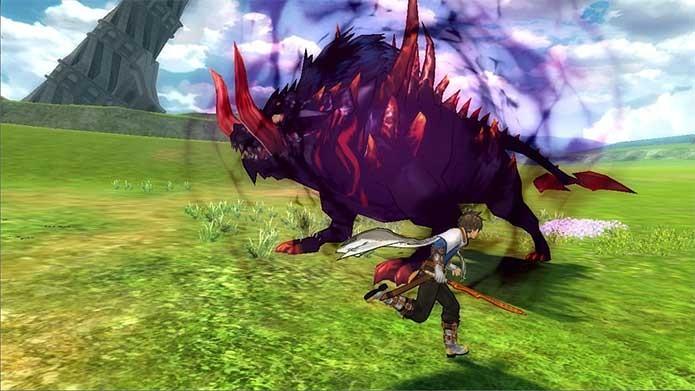 As batalhas são interessantes em Tales of Zestiria (Foto: Divulgação/Bandai Namco)