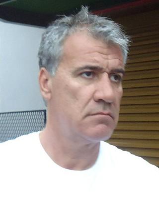 Alfredo Sampaio treino Boavista (Foto: Mariana Kneipp / Globoesporte.com)