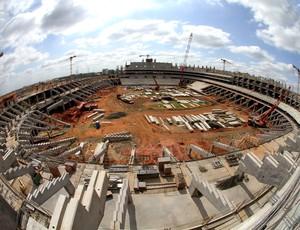 arena sudoeste grêmio abril (Foto: Juliano Kracker/Divulgação)