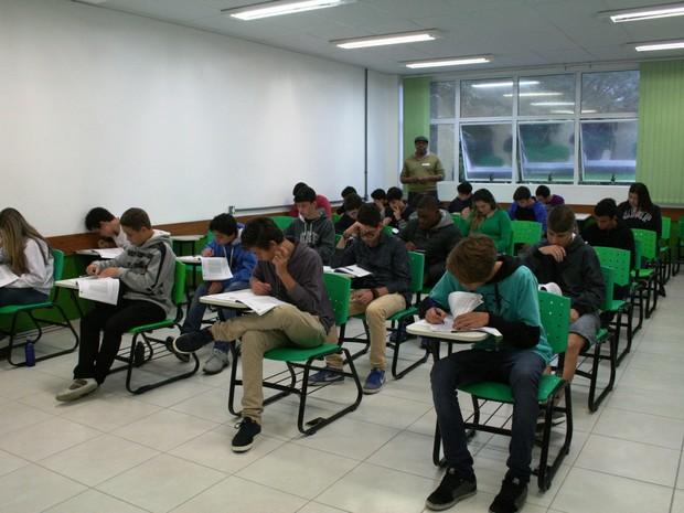 Gabarito preliminar está disponível no site do IFSC (Foto: IFSC/Divulgação)