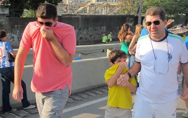 Dia de torcedor Maracanã (Foto: Gustavo Rotstein)