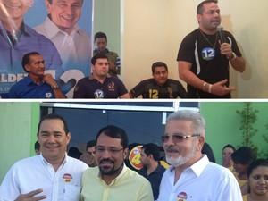 Adesões foram anunciada oficialmente nesta sexta-feira (10), em Macapá (Foto: Abinoan Santiago/G1)