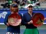 Wozniacki bate jovem estrela japonesa e conquista 1º título do ano em Tóquio