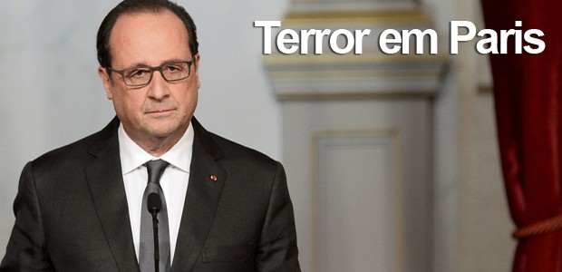 Atentados na França são 'ato de guerra'  do Estado Islâmico, afirma Hollande; SIGA (Atentados na França são 'ato de guerra' do Estado Islâmico, afirma Hollande; SIGA (Atentados na França são um 'ato de guerra' do Estado Islâmico, diz Hollande; SIGA (Atentados na França são um ato de guerra do Estado Islâmico, diz Hollande; SIGA (Reuters/)