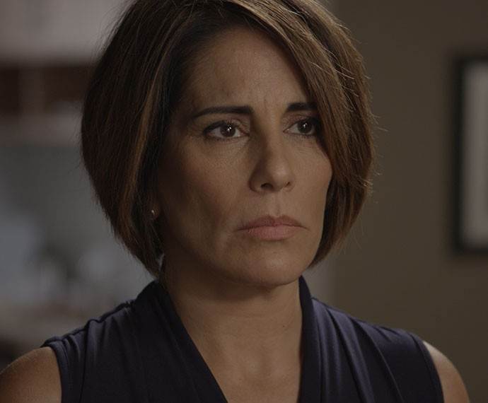 Será que Beatriz vai ceder? (Foto: TV Globo)