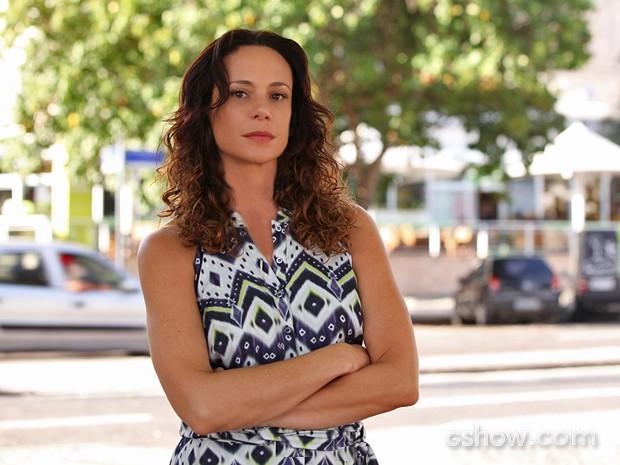 Vanessa Gerbelli conta como o público interfere na hora das gravações de Juliana (Foto: Carol Caminha/ TV Globo)