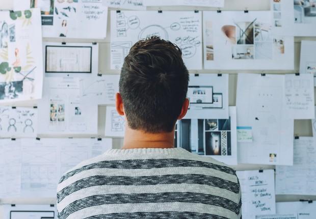 ideia, criatividade, brainstorm, liderança criativa, startup (Foto: Pexels)