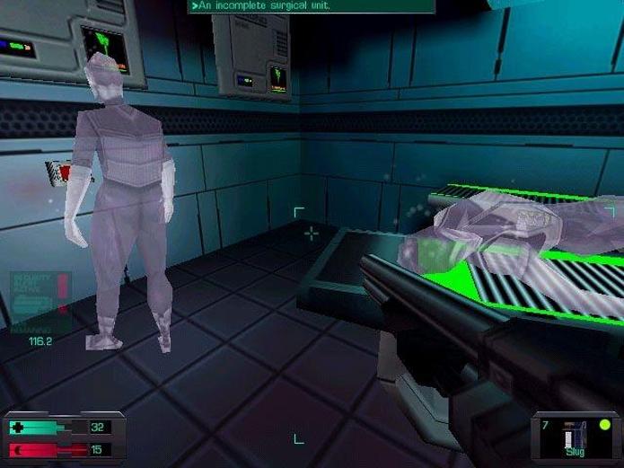 Caso tivesse ido ao espaço. BioShock teria ficado ainda mais parecido com System Shock (Foto: Reprodução/YouTube)