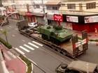 Escolas, supermercados e bancos continuam fechados no ES